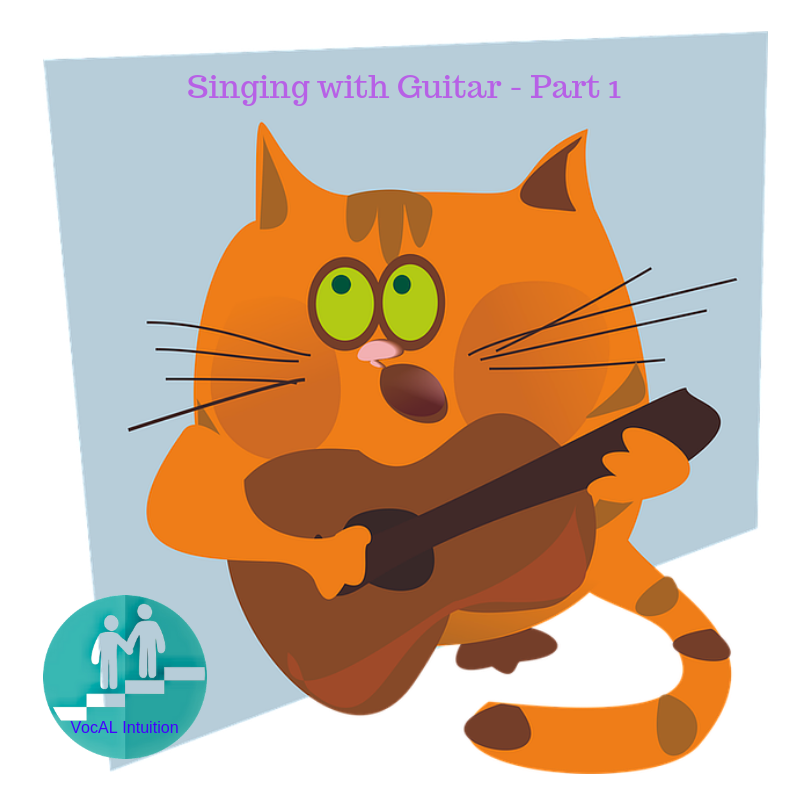 Singing with Guitar Part 1