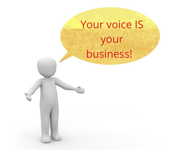 Voice Is Business