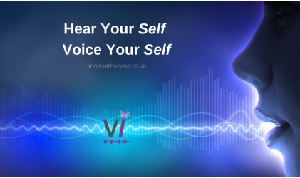 Confidence hear your self voice your self