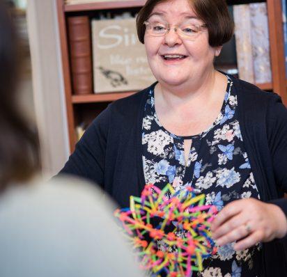 Mentoring Anne Leatherland